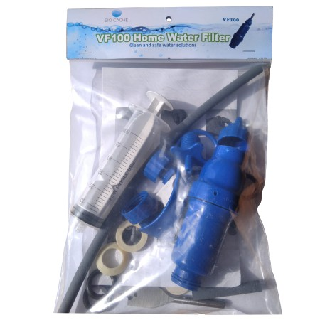 Home Filter VF100 - Packaging