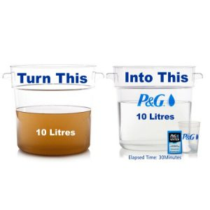 P&G Buckets