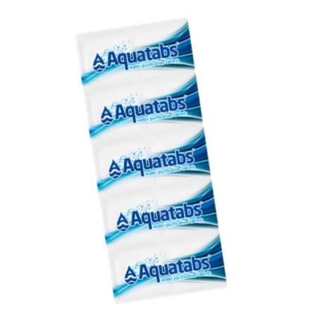 Aquatabs 67mg Single Strip