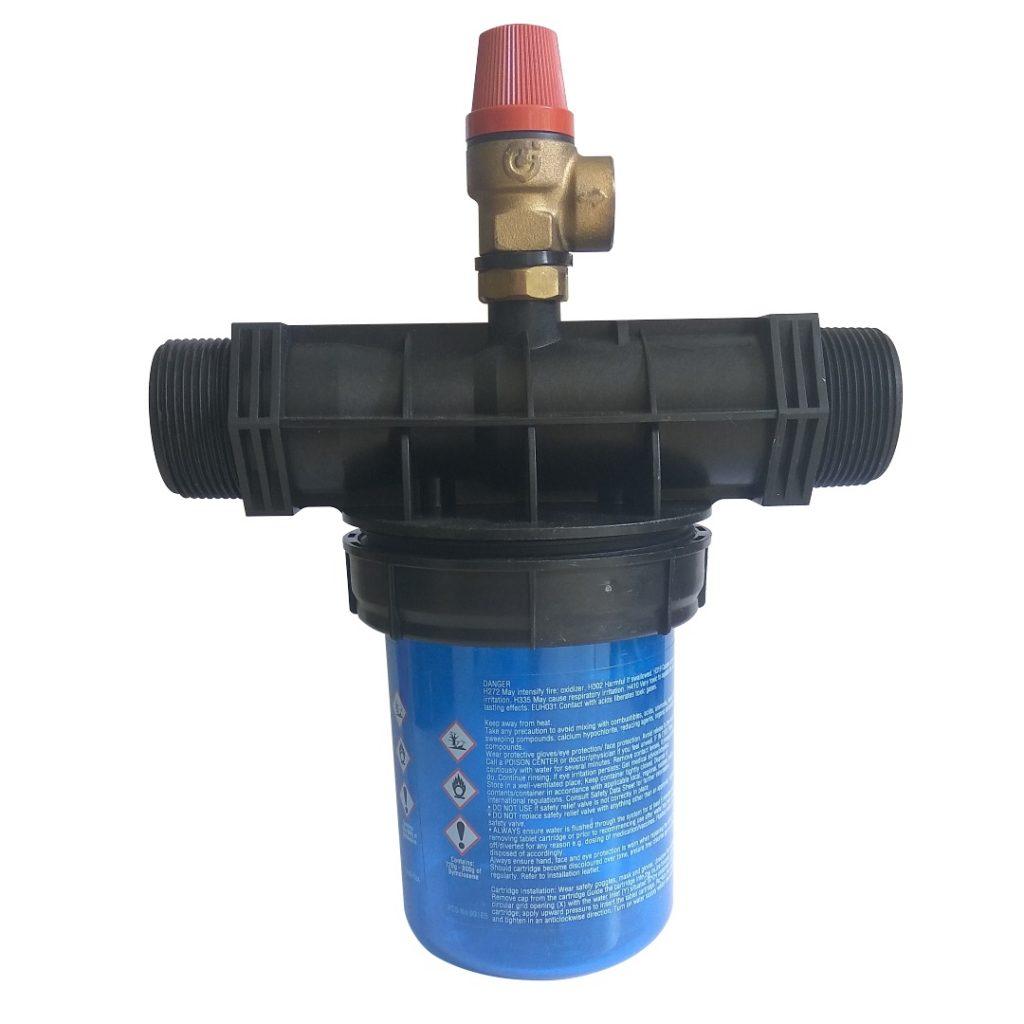 Aquatabs Inline Kit